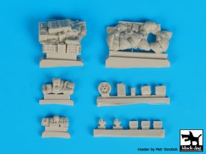 M4A1 accessories set  (Vista 5)