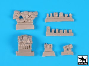 M3A3 accessories set  (Vista 5)