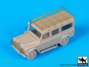 Land Rover 110   (Vista 1)