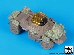 Sd.Kfz 222 accessories set  (Vista 2)