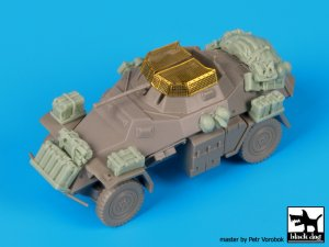 Sd.Kfz 222 accessories set  (Vista 3)