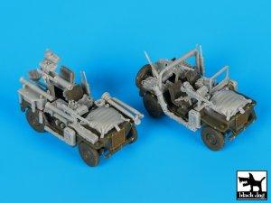 IDF M-151 accessories set  (Vista 4)