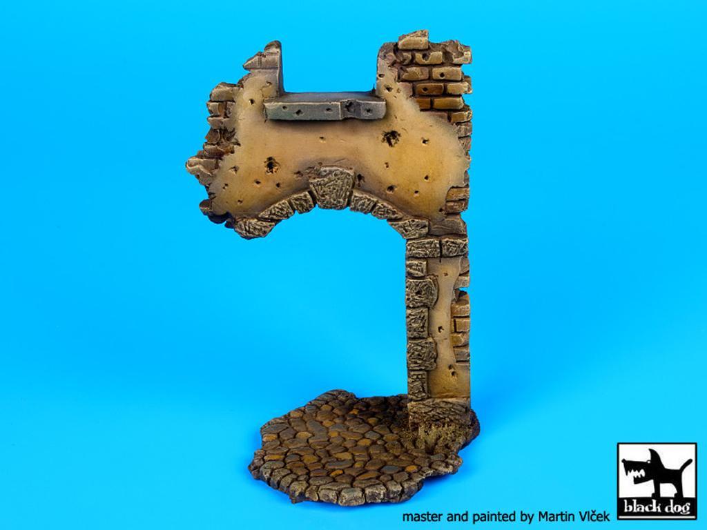 Base de Edificio Destruida (Vista 5)