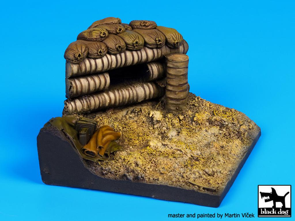Bunker base (Vista 1)