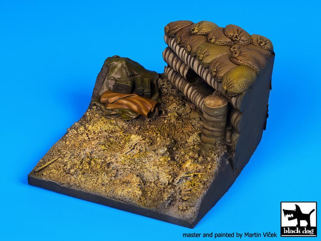 Bunker base (Vista 3)