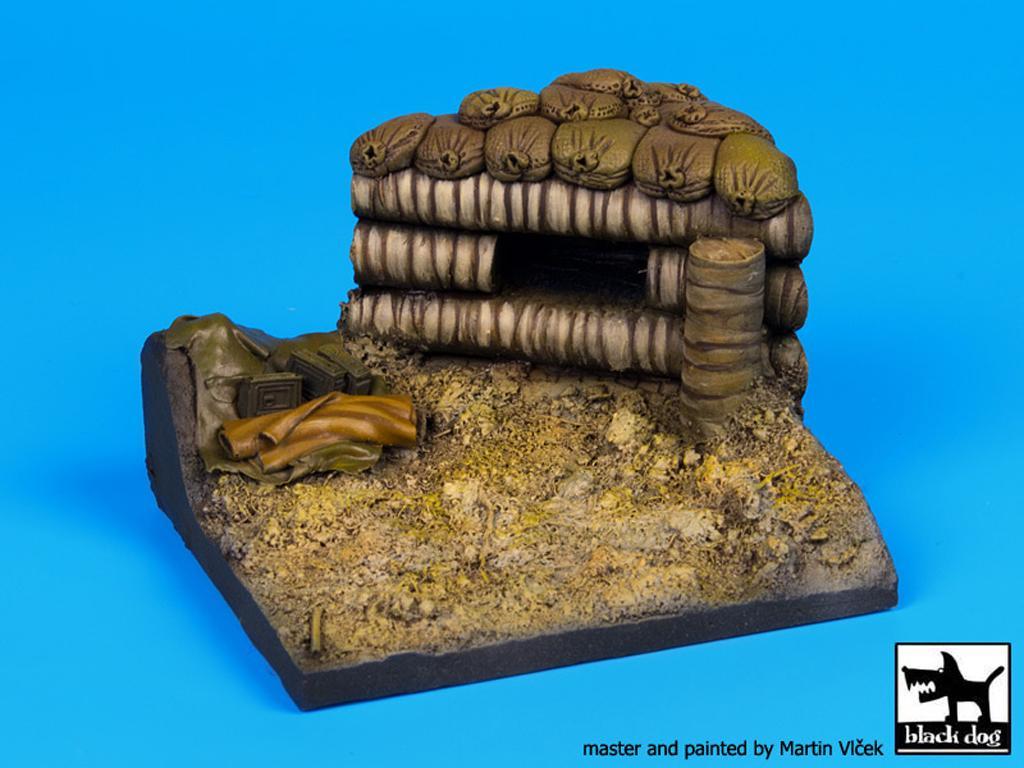 Bunker base (Vista 4)