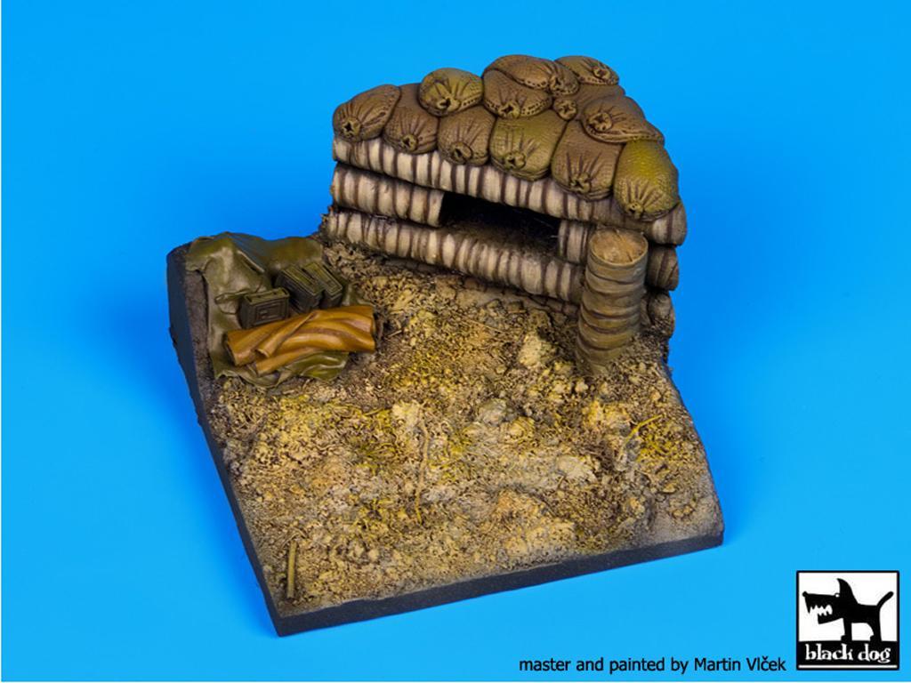Bunker base (Vista 5)