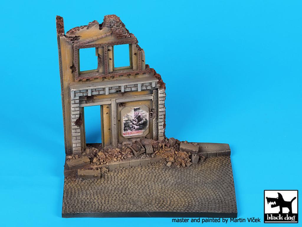 Ruina de casa (Vista 1)
