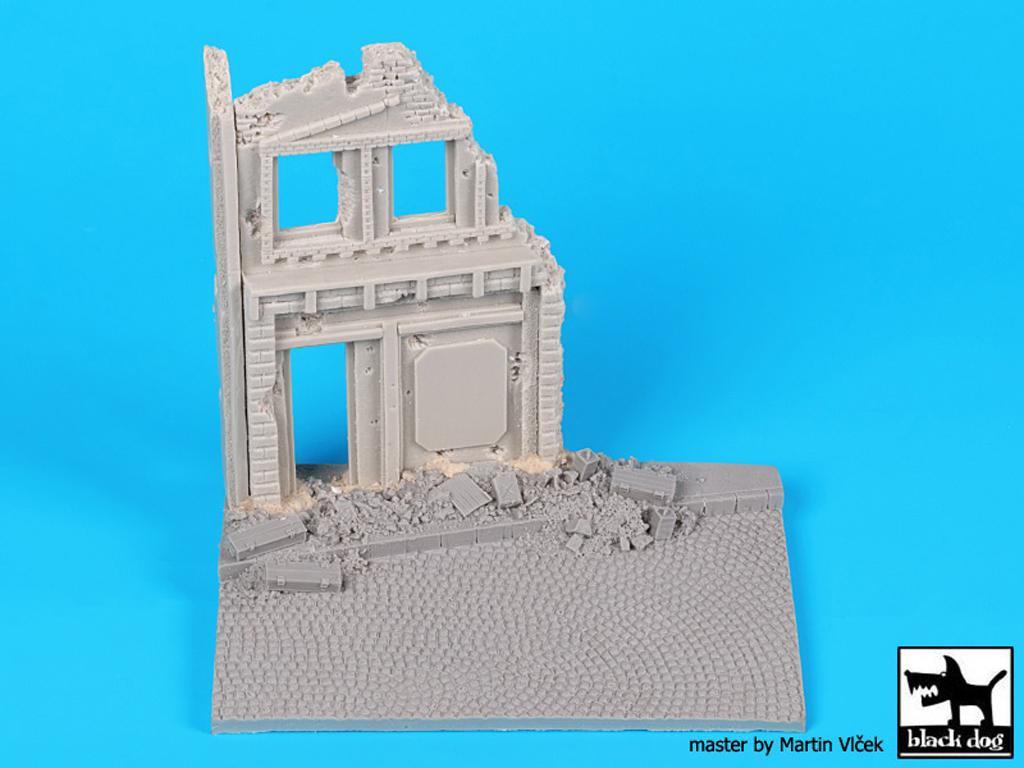 Ruina de casa (Vista 2)