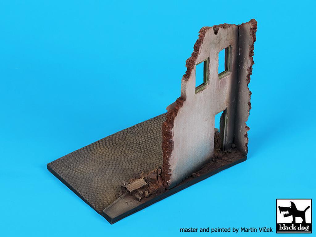Ruina de casa (Vista 5)