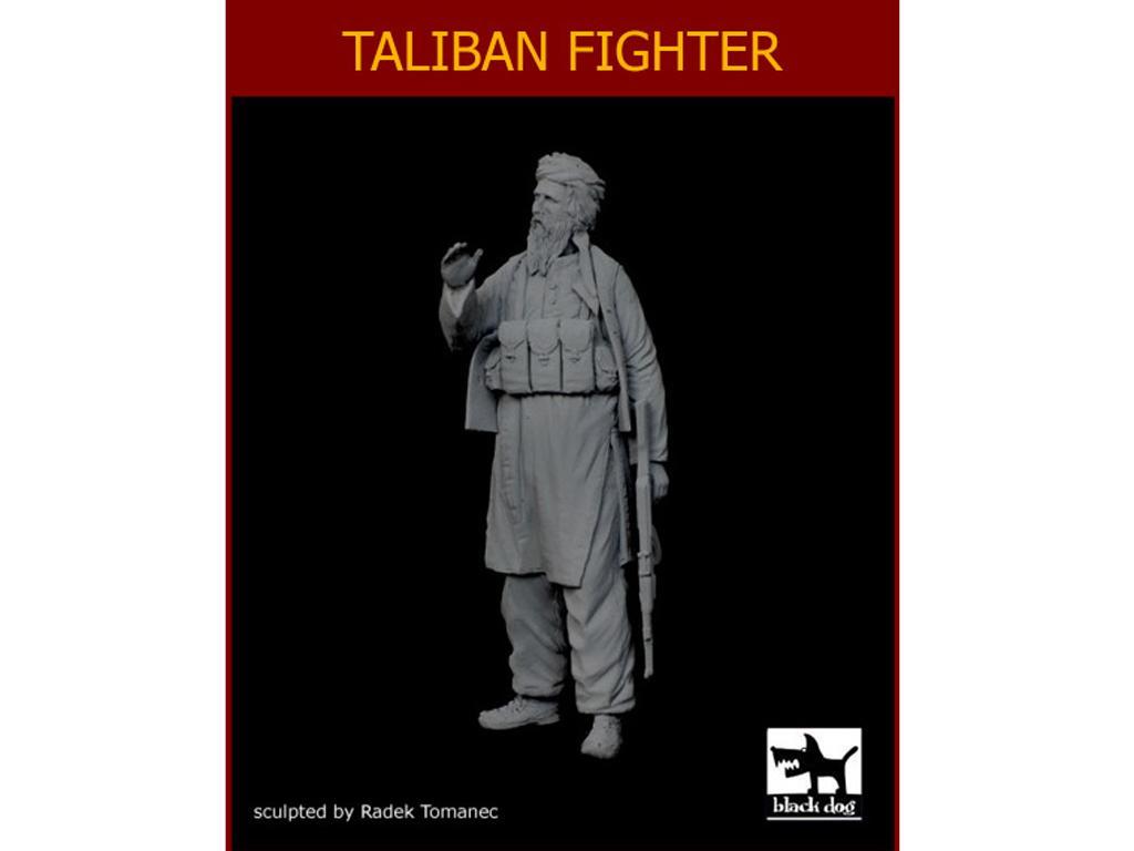 Combatiente Talibán (Vista 1)