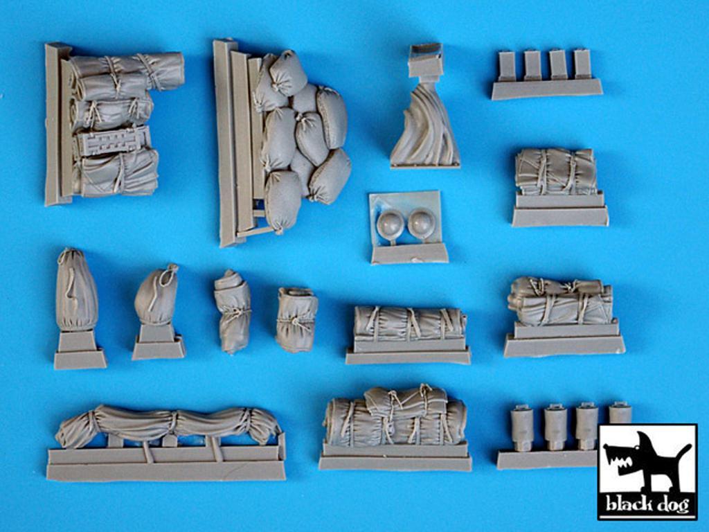 M-3 Grant accessories set (Vista 2)