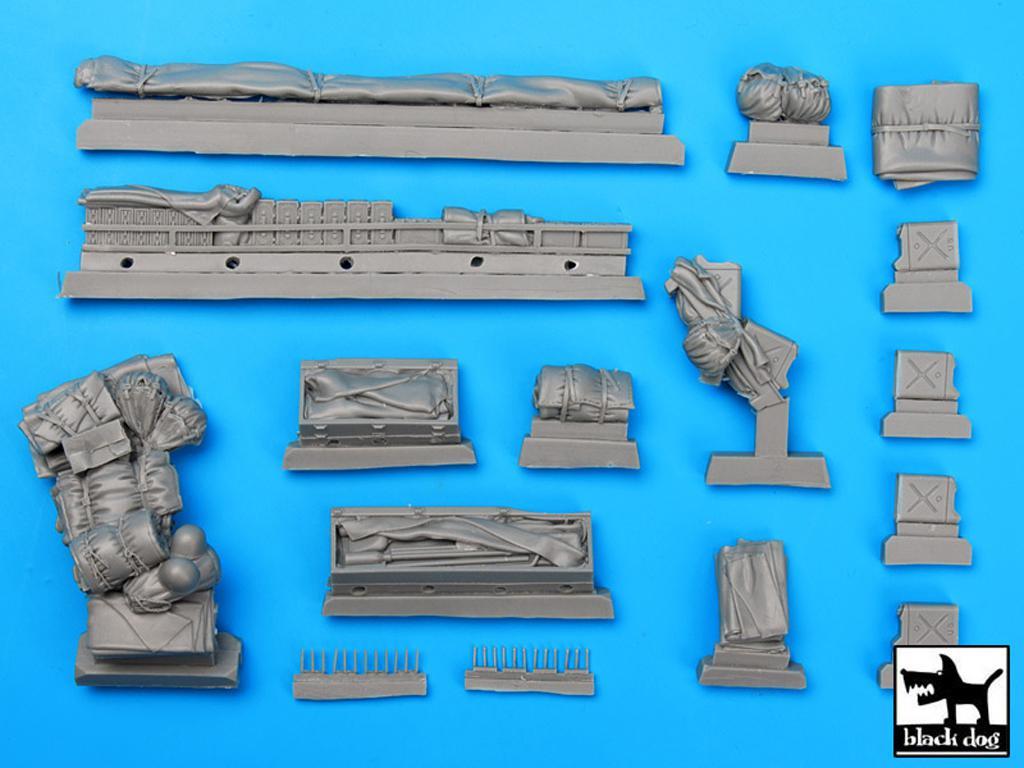 US M -26  Pershing accesorie set (Vista 2)