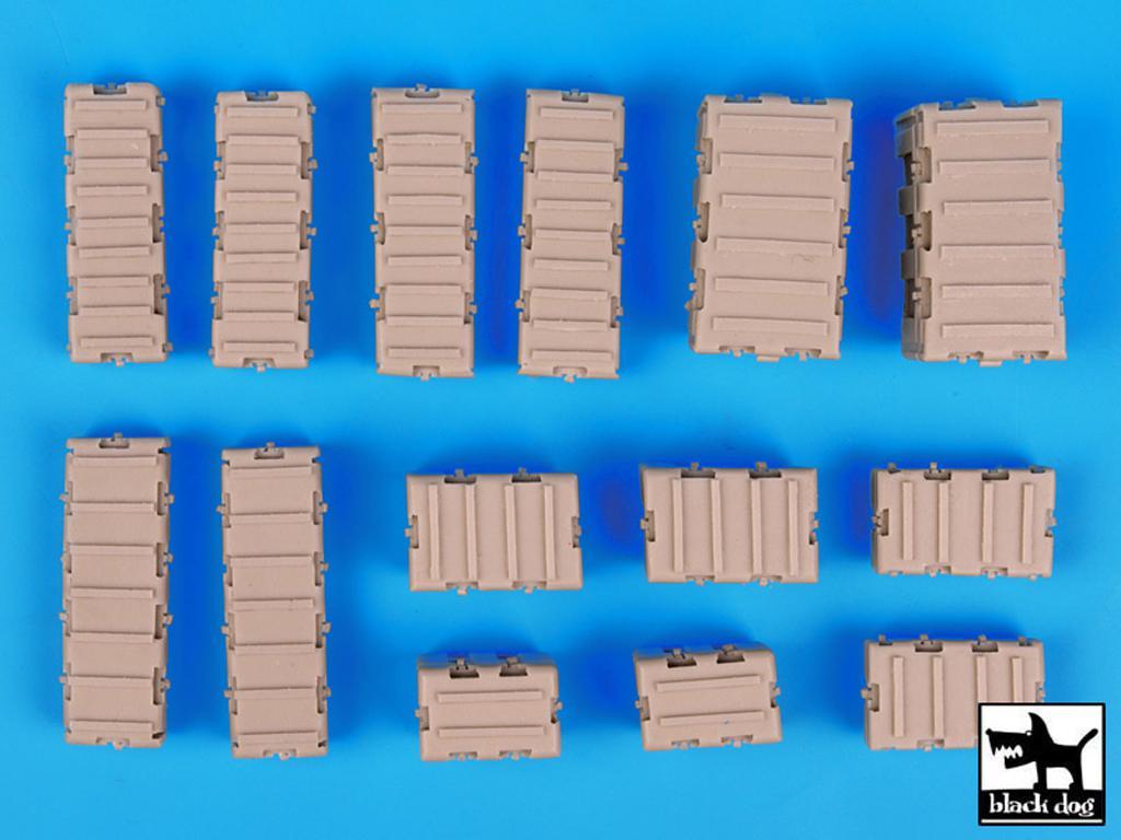 Cajas de plástico modernas y universales (Vista 2)