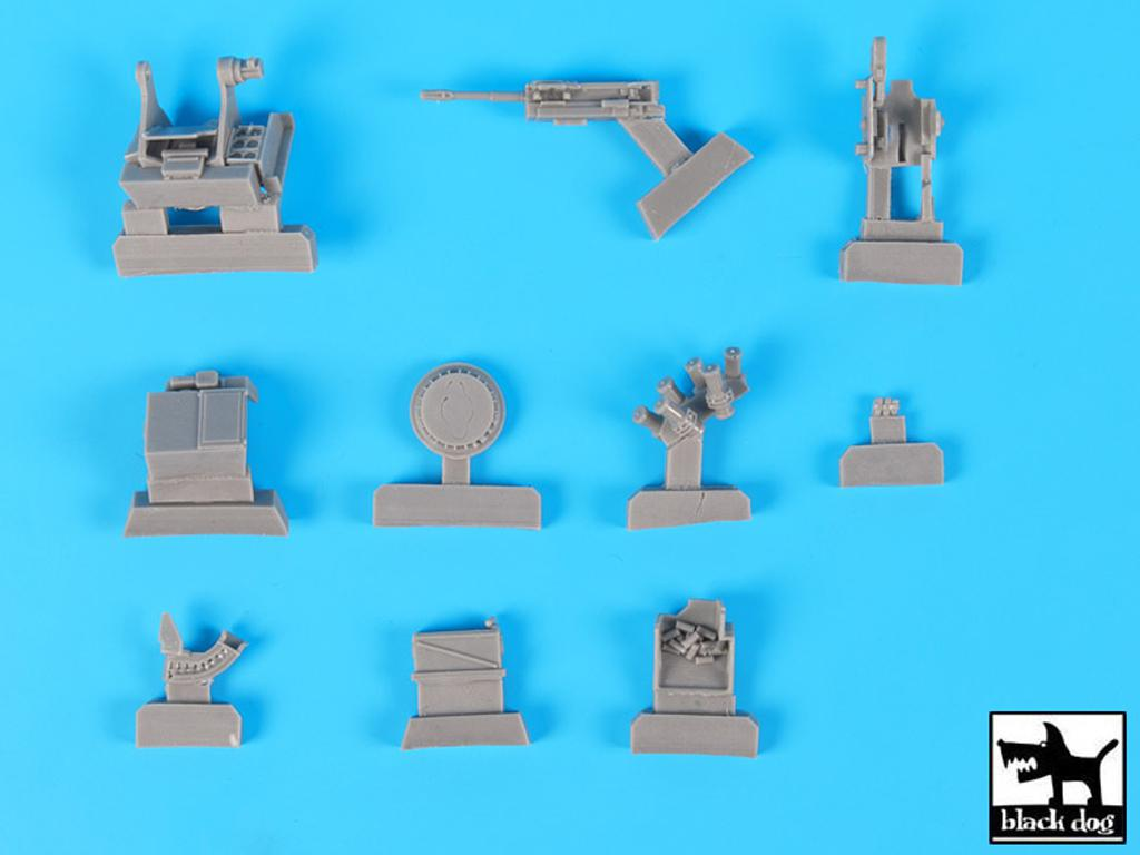 FLW 200 accessories set (Vista 2)