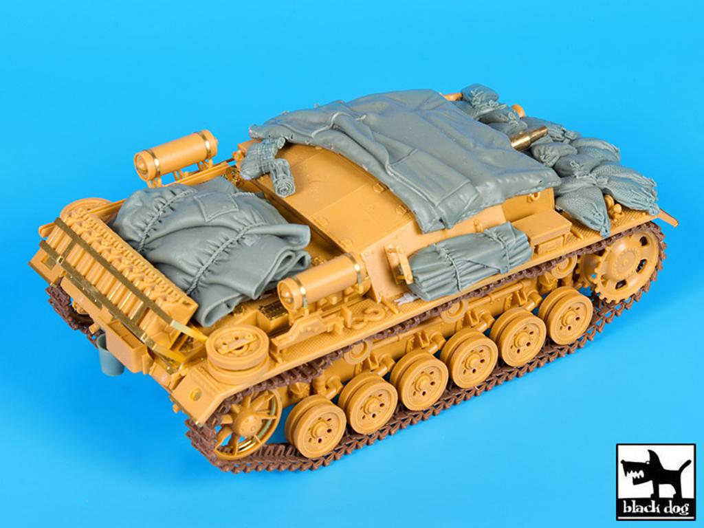 Sturmgeschutz III Ausf D (Vista 3)