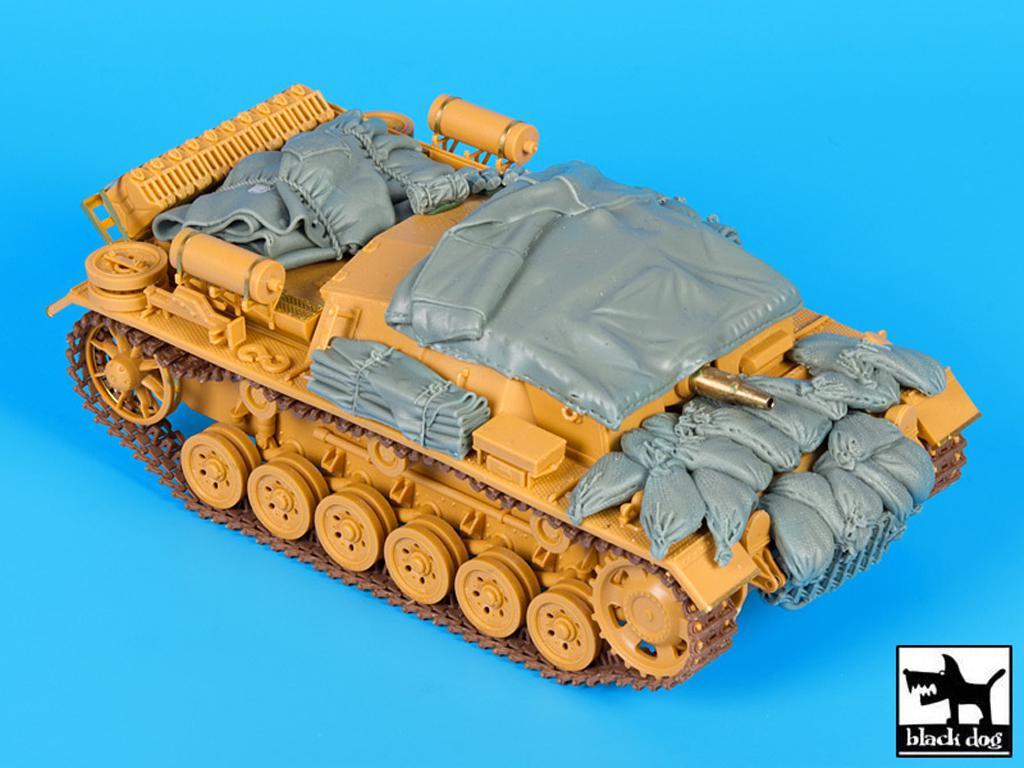 Sturmgeschutz III Ausf D (Vista 4)