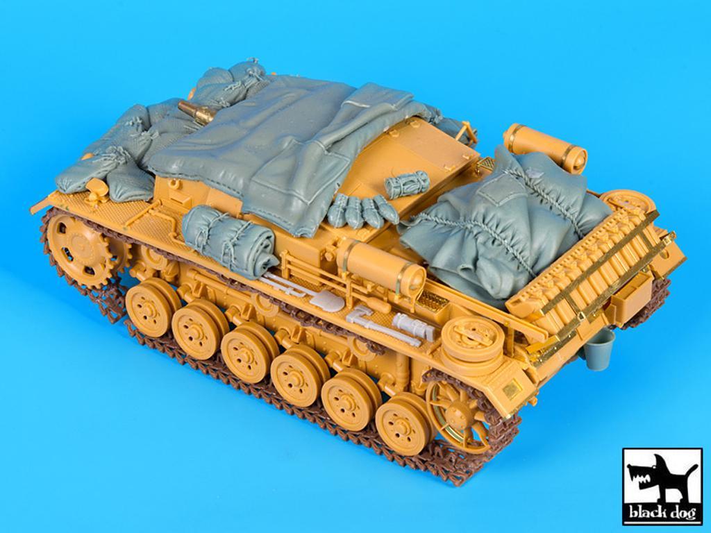 Sturmgeschutz III Ausf D (Vista 5)