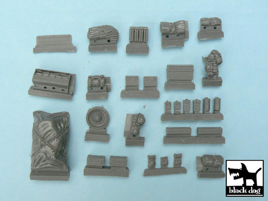 Cromwell accessories set (Vista 2)