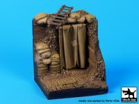 Entrada en Trinchera WWI (Vista 6)