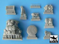 Sd.Kfz. 222 & 223 accessories set (Vista 7)