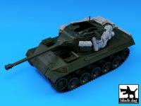 M-18 Hellcat accessories set (Vista 8)