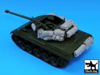 M-18 Hellcat accessories set (Vista 9)
