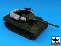 M-18 Hellcat accessories set (Vista 10)
