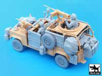 Defender Wolf con tripulación (Vista 10)