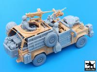Defender Wolf con tripulación (Vista 11)