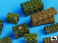 Cajas de plástico modernas y universales (Vista 10)