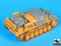 Sturmgeschutz III Ausf D (Vista 8)