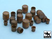 Cubos y Barriles (Vista 5)