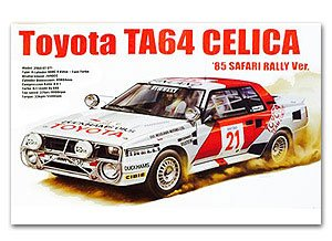 Toyota Celica TA64  (Vista 1)