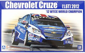 Chevrolet Cruze WTCC 2012  (Vista 1)