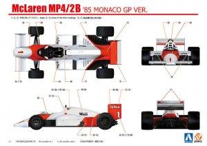 Mclaren MP4/2b Monaco n.09   (Vista 6)
