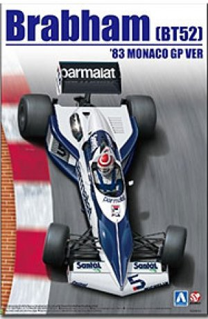 Brabham BT52 '83 Monaco Grand Prix - Ref.: BEEM-20003