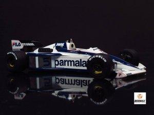 Brabham BT52 '83 Monaco Grand Prix  (Vista 2)