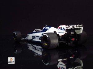 Brabham BT52 '83 Monaco Grand Prix  (Vista 3)