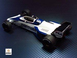 Brabham BT52 '83 Monaco Grand Prix  (Vista 4)