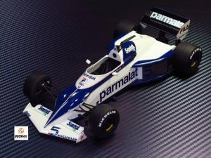 Brabham BT52 '83 Monaco Grand Prix  (Vista 5)