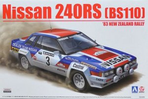 Nissan 240RS GR.B New Zealand