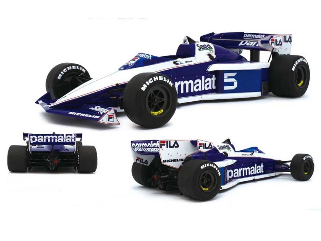 Brabham BT52-B  (Vista 2)