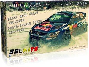 VW Polo R WRC 2015  (Vista 1)