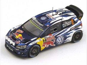 VW Polo R WRC 2015  (Vista 2)