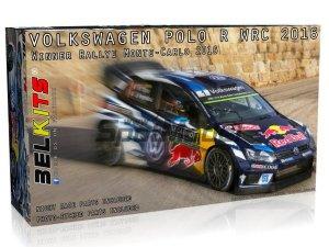 VW Polo R WRC 2016  (Vista 1)