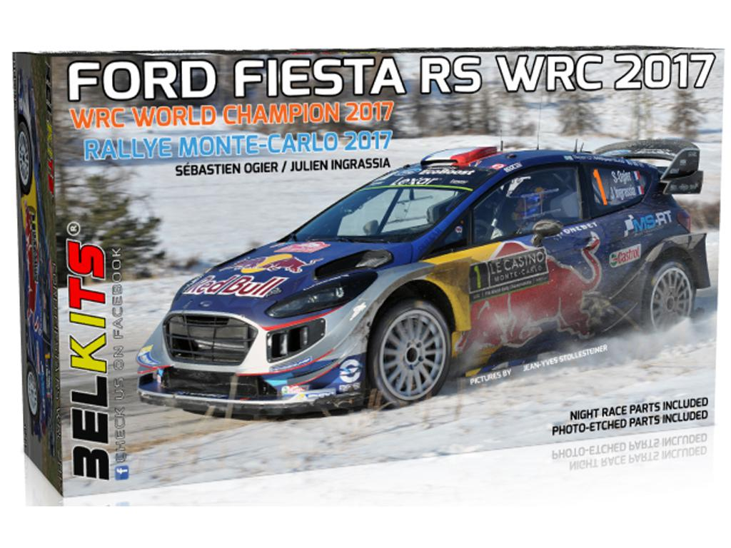 Ford Fiesta WRC (Vista 1)