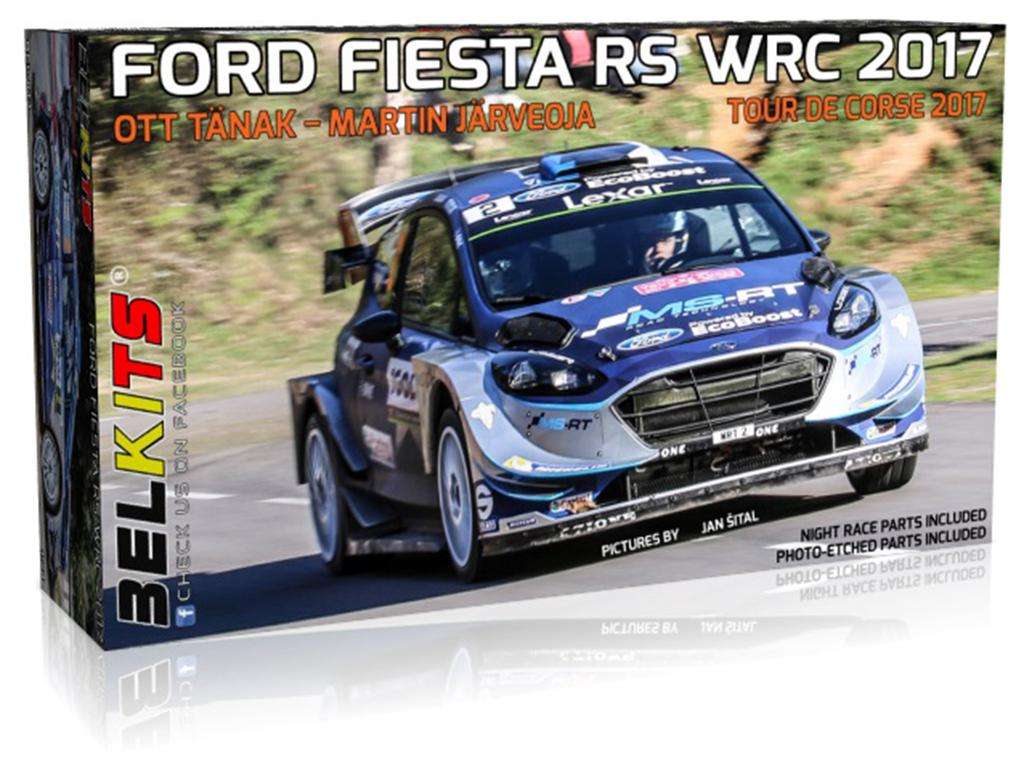 Ford Fiesta RS WRC 2017 (Vista 1)