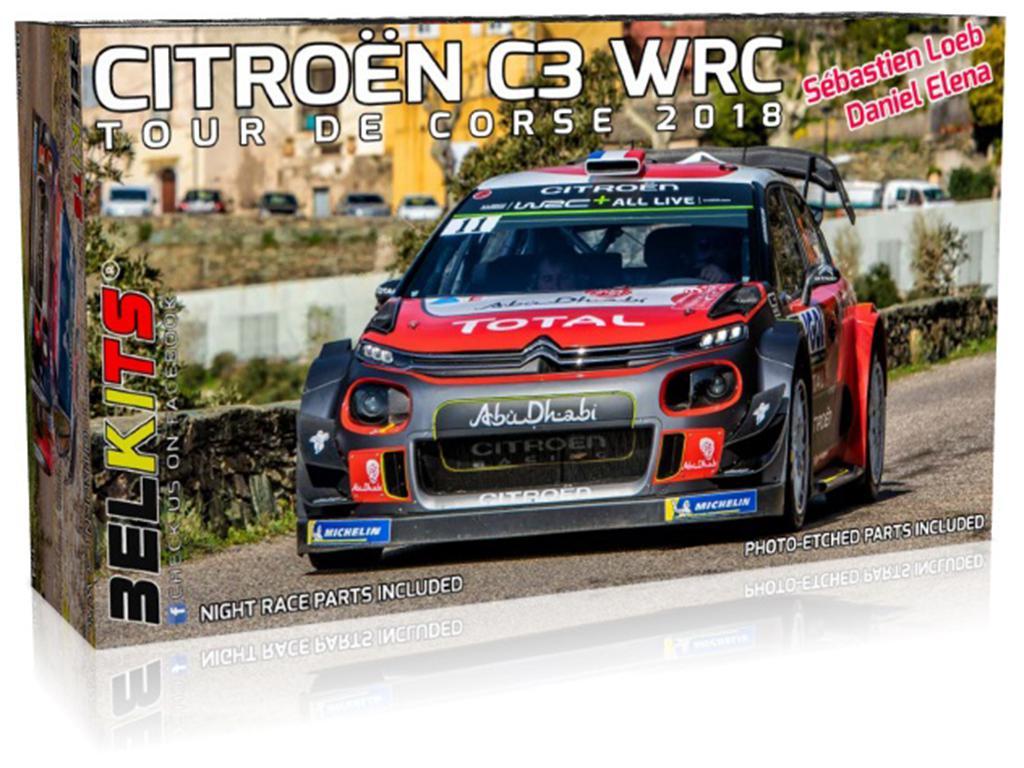 Citroen C3 Tour de Corse 2018 (Vista 1)