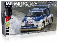 MG Metro 6R4 Rally Monte Carlo 1986 (Vista 2)